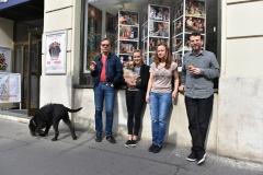 Divadlo v Rytířské -1. čtená zkouška
