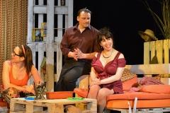 Divadlo v Rytířské - Úhlavní přátelé