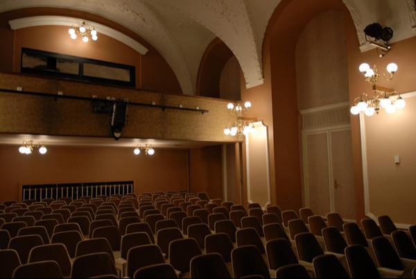 Divadlo v Rytířské